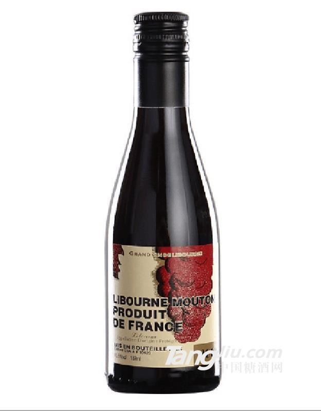 木桐男爵酒庄干红葡萄酒2012