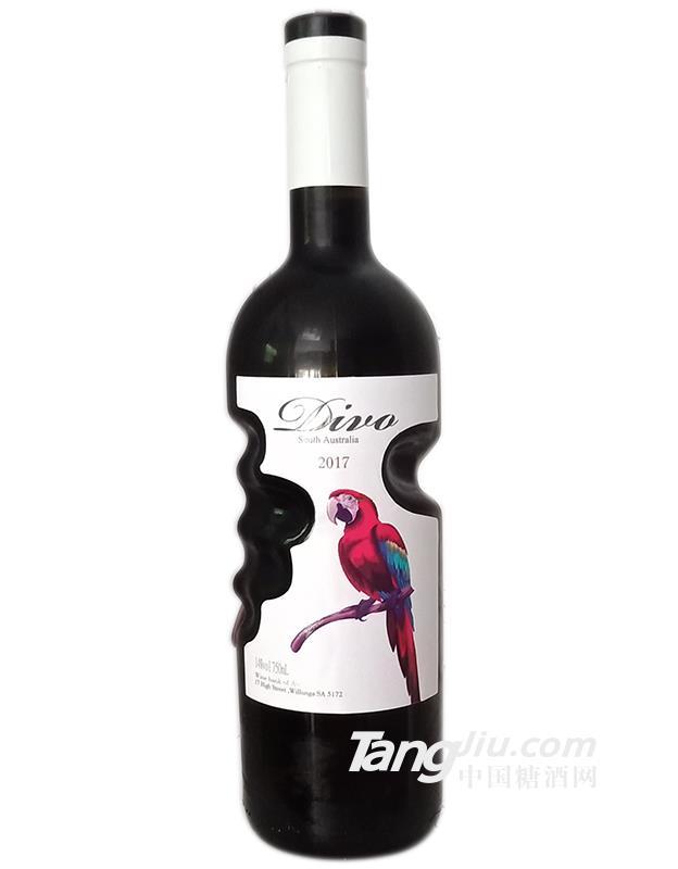 迪威澳干红葡萄酒