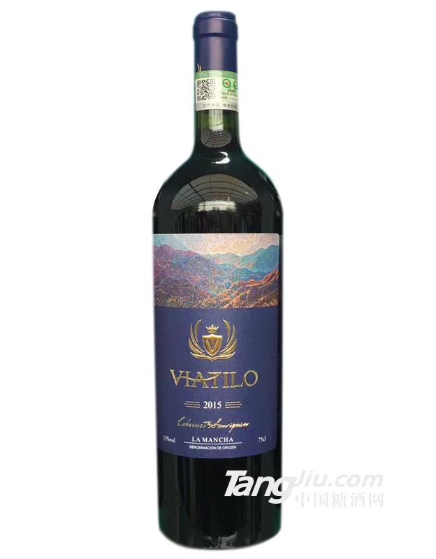 维亚蒂洛有机干红葡萄酒