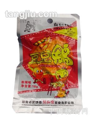 熊和信豆豆鸭香辣味18g