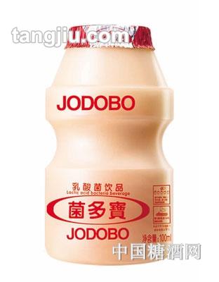 菌多宝100ml乳酸菌饮品瓶装