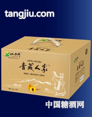 黄桃燕麦140外箱