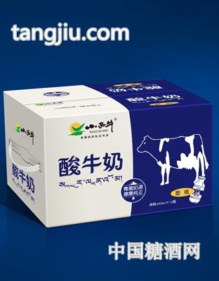 243ml酸牛奶奶型