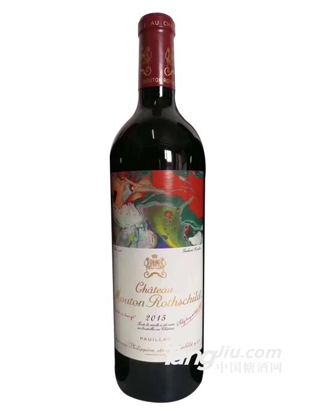 木桐干红葡萄酒-750ml