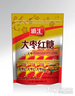 大枣红糖280g-雅汇红糖
