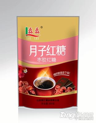 磊磊月子红糖300g-雅汇糖业