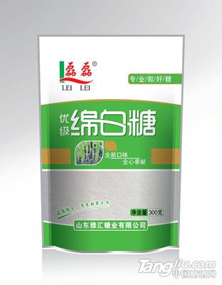 磊磊优质绵白糖300g-雅汇糖业