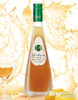 千金饮木瓜酒-果酒