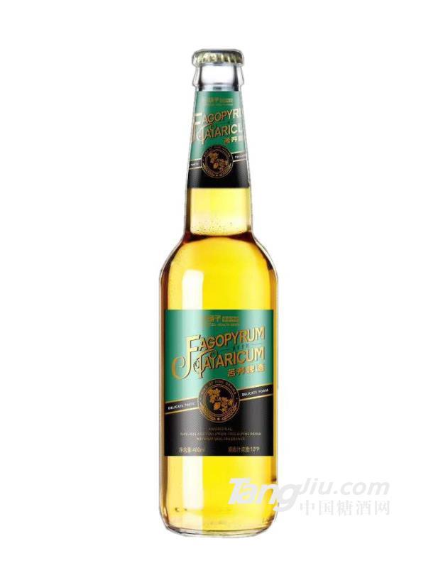 扬子苦荞啤酒460ml