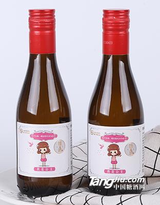 扬子集团-18°撸点公主酒(双瓶)-187ml