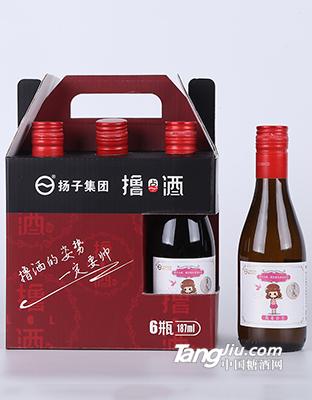 扬子集团-18°撸点公主酒(箱装)-187ml