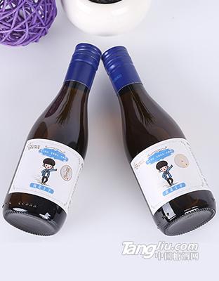 扬子集团-35°撸点王子酒-187ml (瓶身)