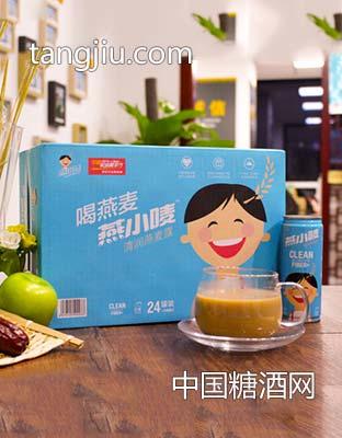 燕小唛-红枣燕麦露24罐家庭装