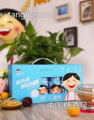 燕小唛-红枣燕麦露12罐礼盒装