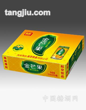 金芒果310ml24罐标箱
