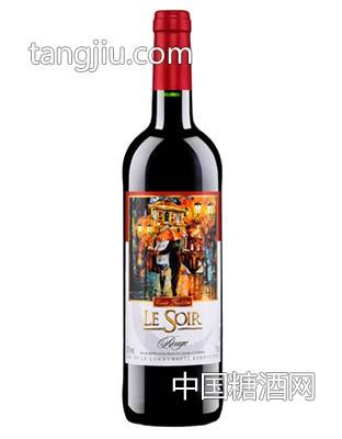 浪漫之暮干红葡萄酒