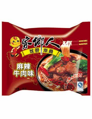 单包米线(麻辣牛肉味)