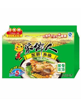 五连包米线(猪骨浓汤味)