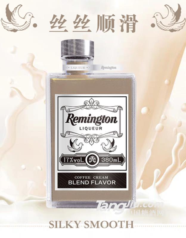 雷明顿咖啡奶油利口酒(露酒)380ml