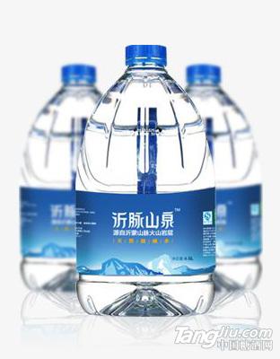 沂脉山泉―天然苏打水(中桶装4.5L)