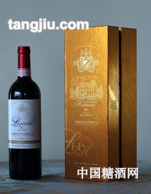 乐吉尔传奇-法国原瓶装进口