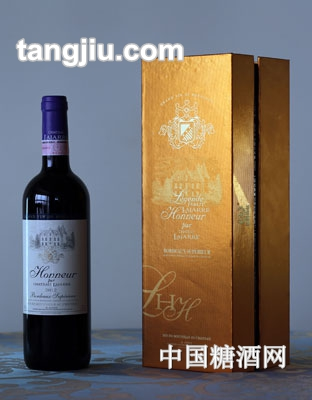 乐吉尔荣耀-波尔多进口葡萄酒