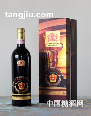 波尔多皇冠-法国原瓶装进口