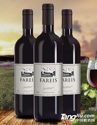 法瑞斯2010干红葡萄酒