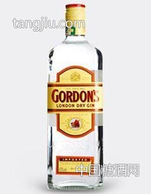 750ML哥顿金酒