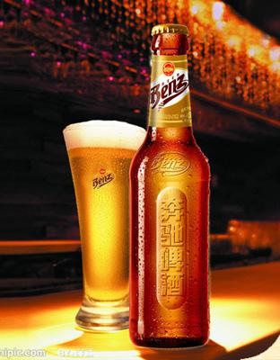 奔驰啤酒招商 · 爽行