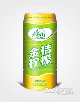 金桔柠檬易拉罐(960ml)