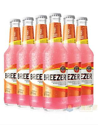 冰锐朗姆预调酒-蜜桃