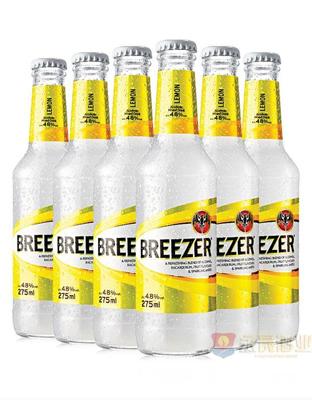 冰锐朗姆预调酒-柠檬