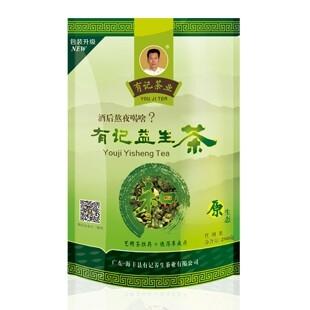 有记益生茶原生态