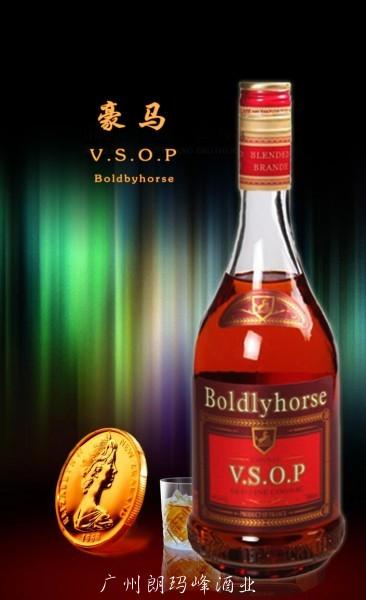 供应豪马 V.S.O.P 进口酒液 生产加工 礼品 厂家供应白