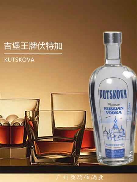 俄罗斯吉堡皇牌伏特加 进口酒液 厂家直销 价格很低 礼