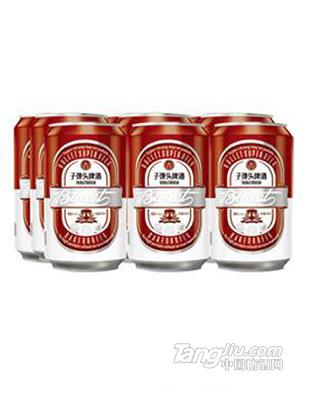 啤酒330mlx24罐(红)