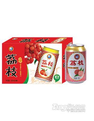 精品荔枝320mlx24罐