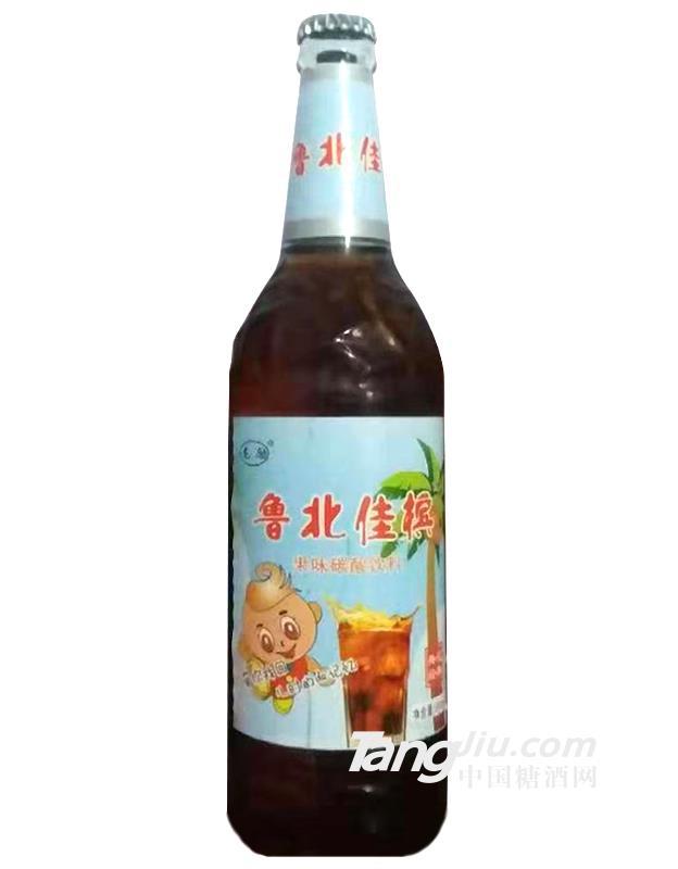 鲁北佳槟果味碳酸饮料500ml
