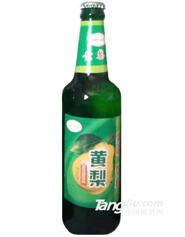 黄梨果味碳酸饮料500ml