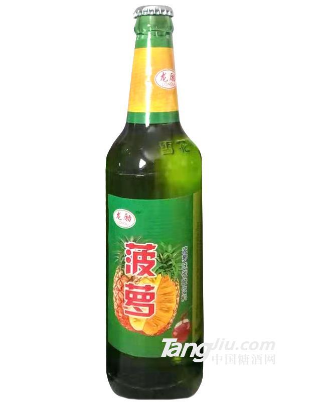 菠萝味碳酸饮料500ml