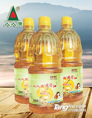 香茶油(婴幼儿专享)两瓶装