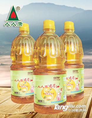 香茶油(中老年人专享)两瓶装