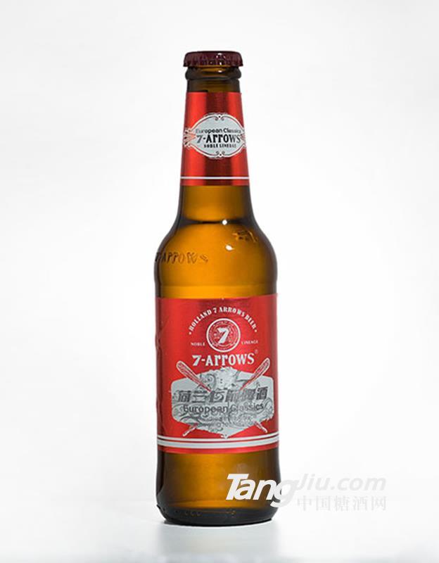 七箭啤酒300ml