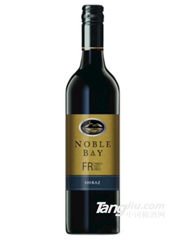 诺贝尔湾西拉红葡萄酒