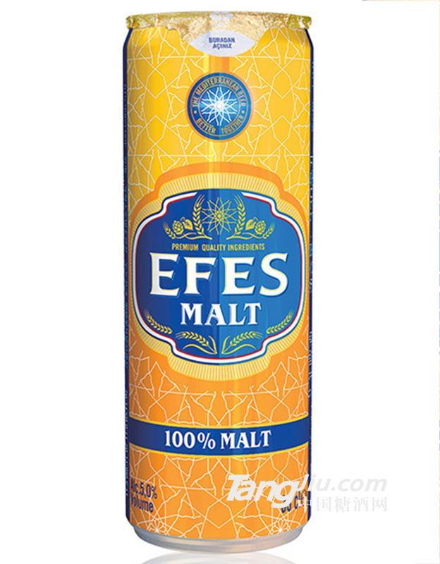 EFES纯麦罐装330ml