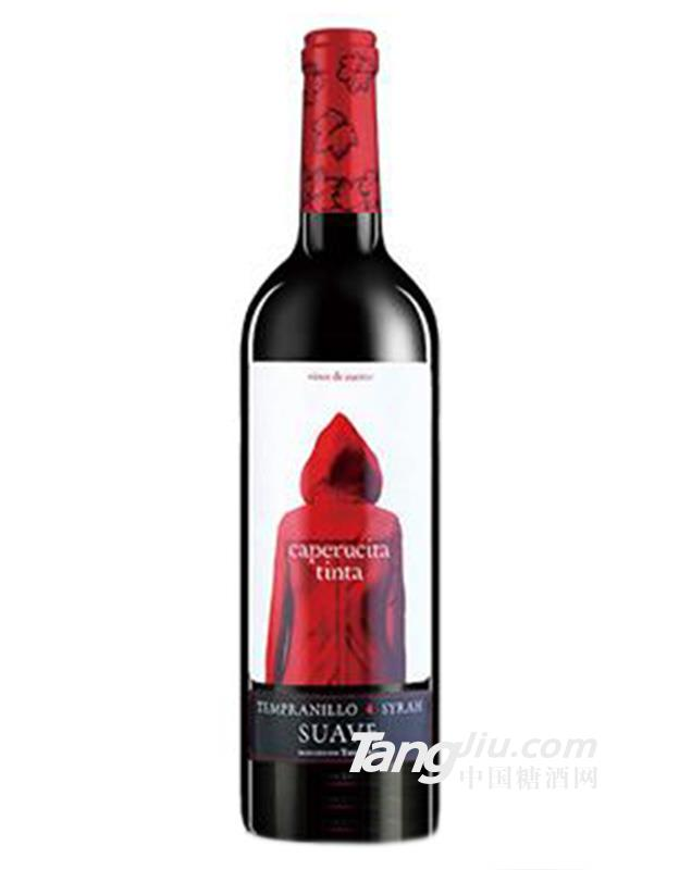 小红帽干红葡萄酒750ml