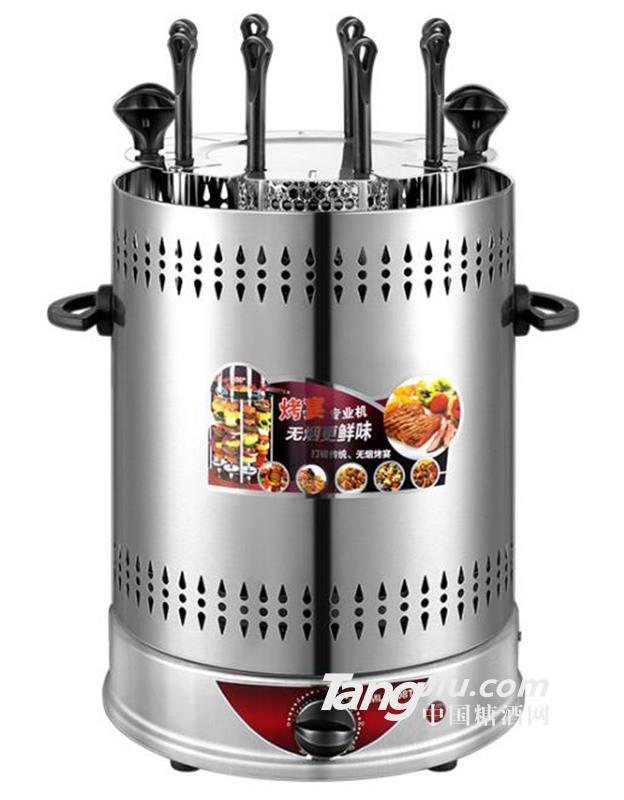 供应钢叉烧烤机加工设备
