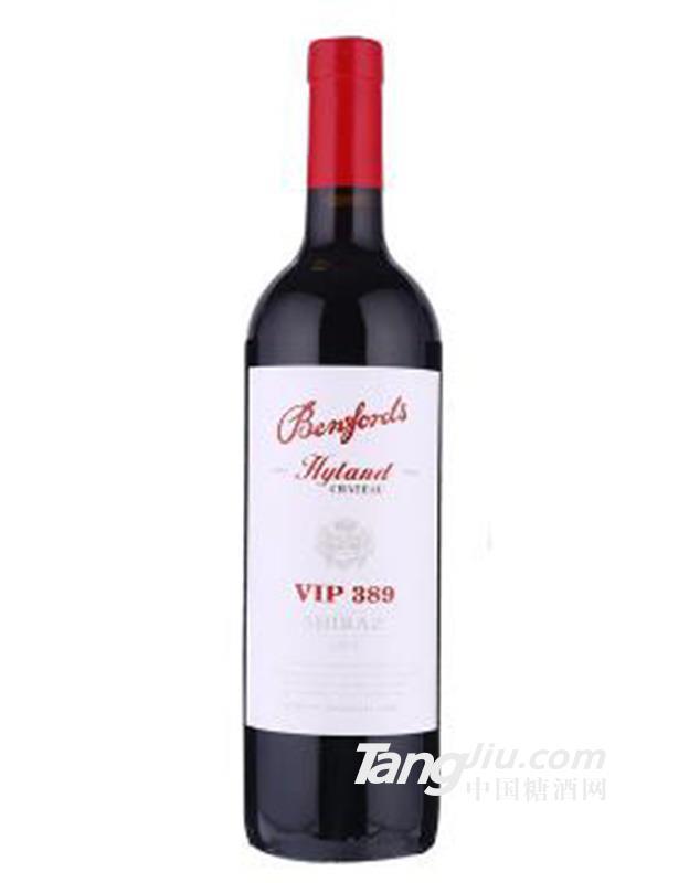 奔富海兰酒庄VIP389葡萄酒