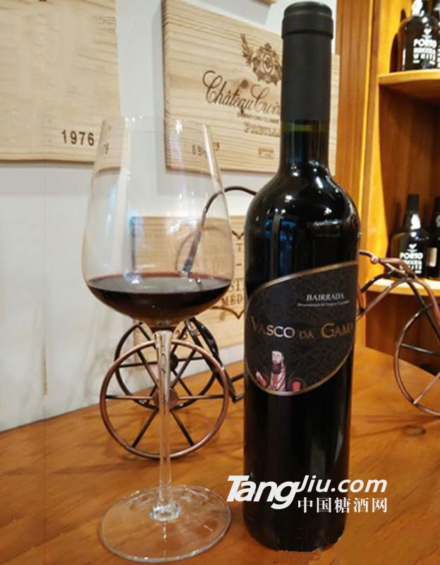 达伽马百拉达干红葡萄酒750ml